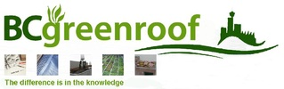 BC Green Roof Victoria BC Consultants and plant plant growers